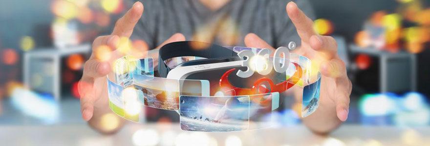 Visite virtuelle photos et vidéos 360°